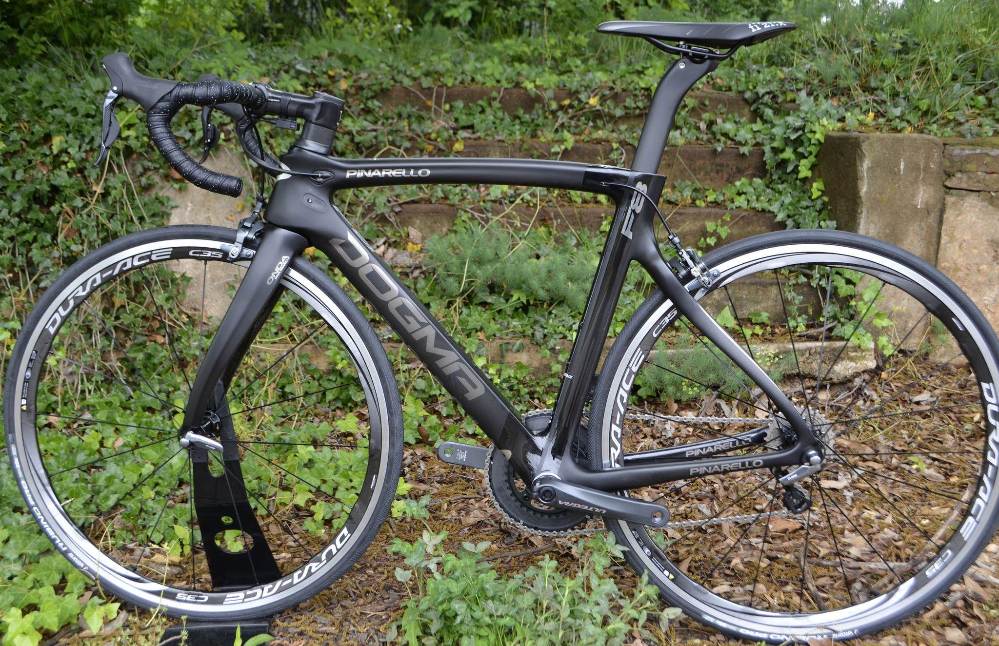 8890a91f82e Pinarello Dogma F8 677 BoB - Ultegra Di2 Custom Build   Pinarello ...