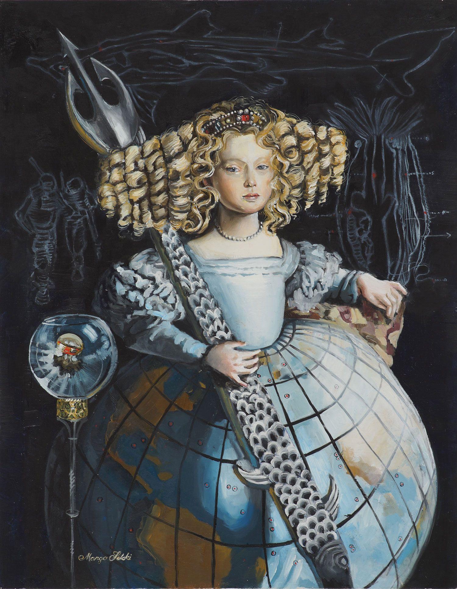Daughters Of Atlantis Global Voyager Margo Selski