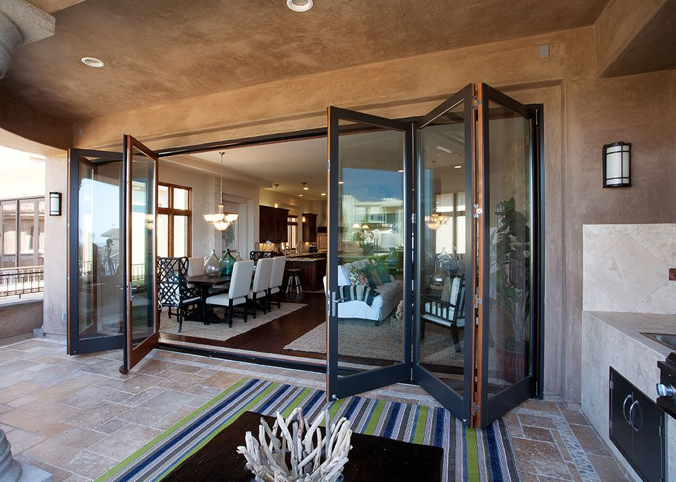 another pic of the folding cantina doors (would have to level up the patio somehow & another pic of the folding cantina doors (would have to level up ... pezcame.com