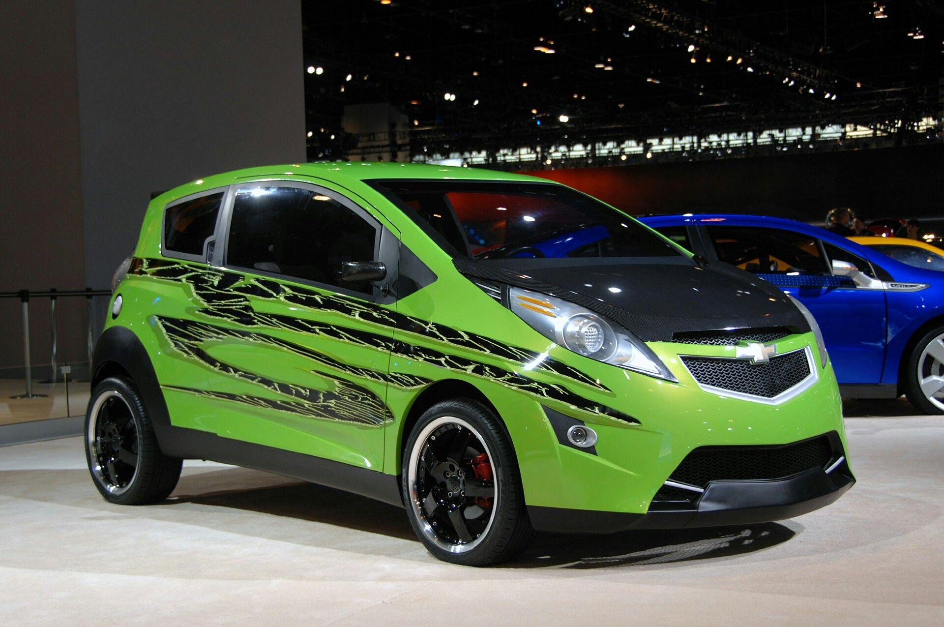T2 Skids Chevrolet Spark Gt Autos