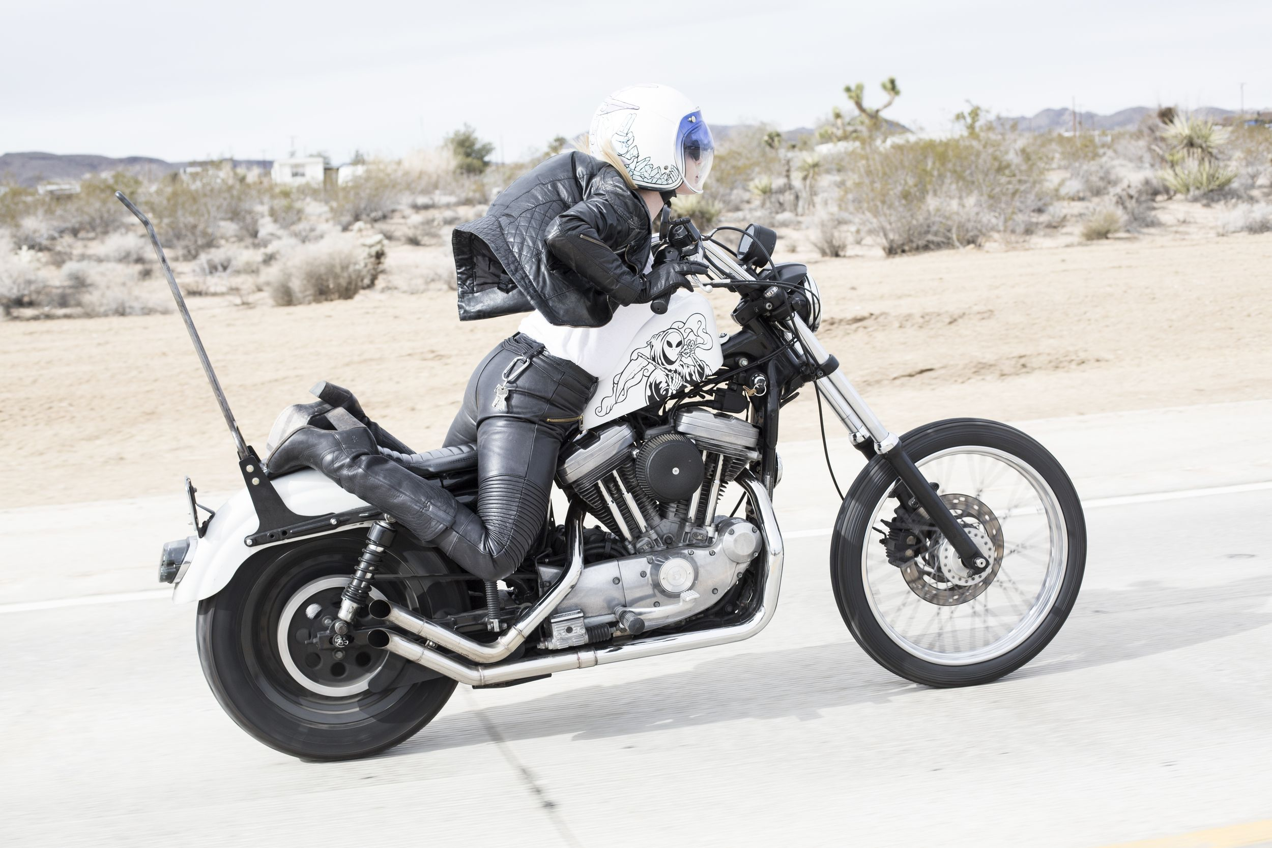 The Women's Moto Exhibit documents the new wave of modern female  motorcyclists.
