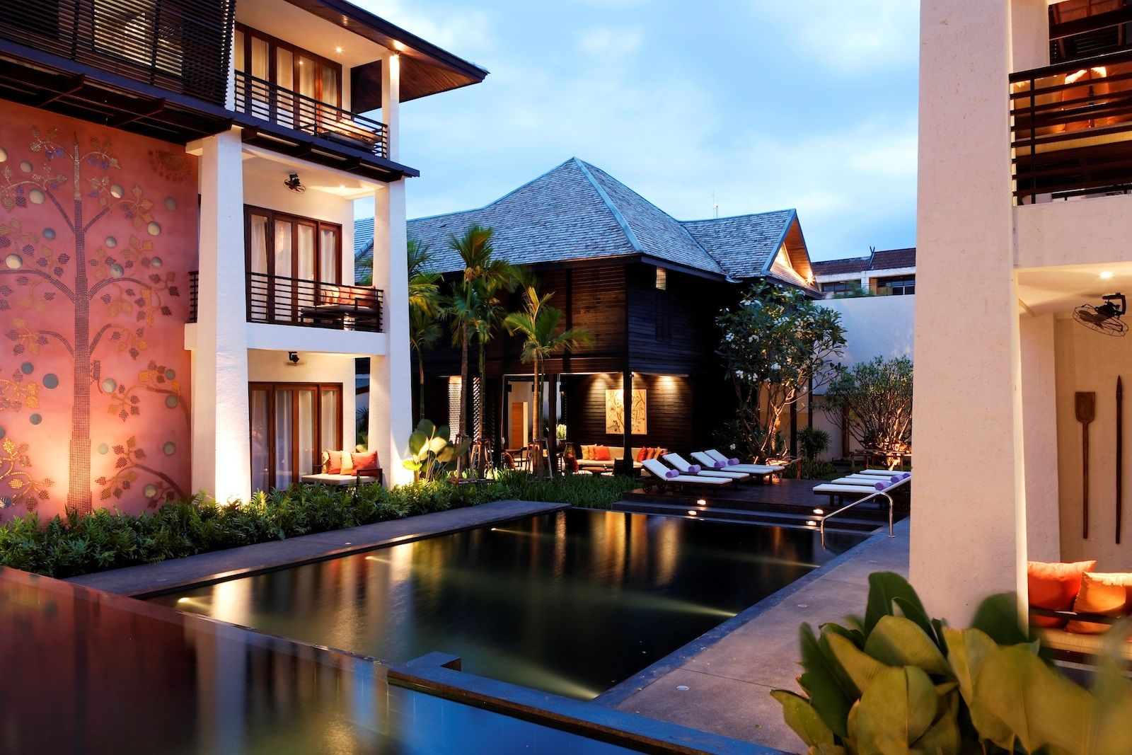 Chiang Mai Luxury Hotel Thailand 4 Star Boutique U