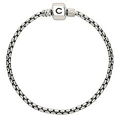 Sterling Silver Box Chain Bracelet Chamilia Available In 7 1 Inches 5 And