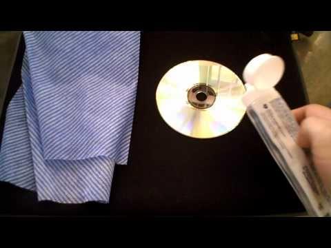 Como limpiar y arreglar  un cd rayado
