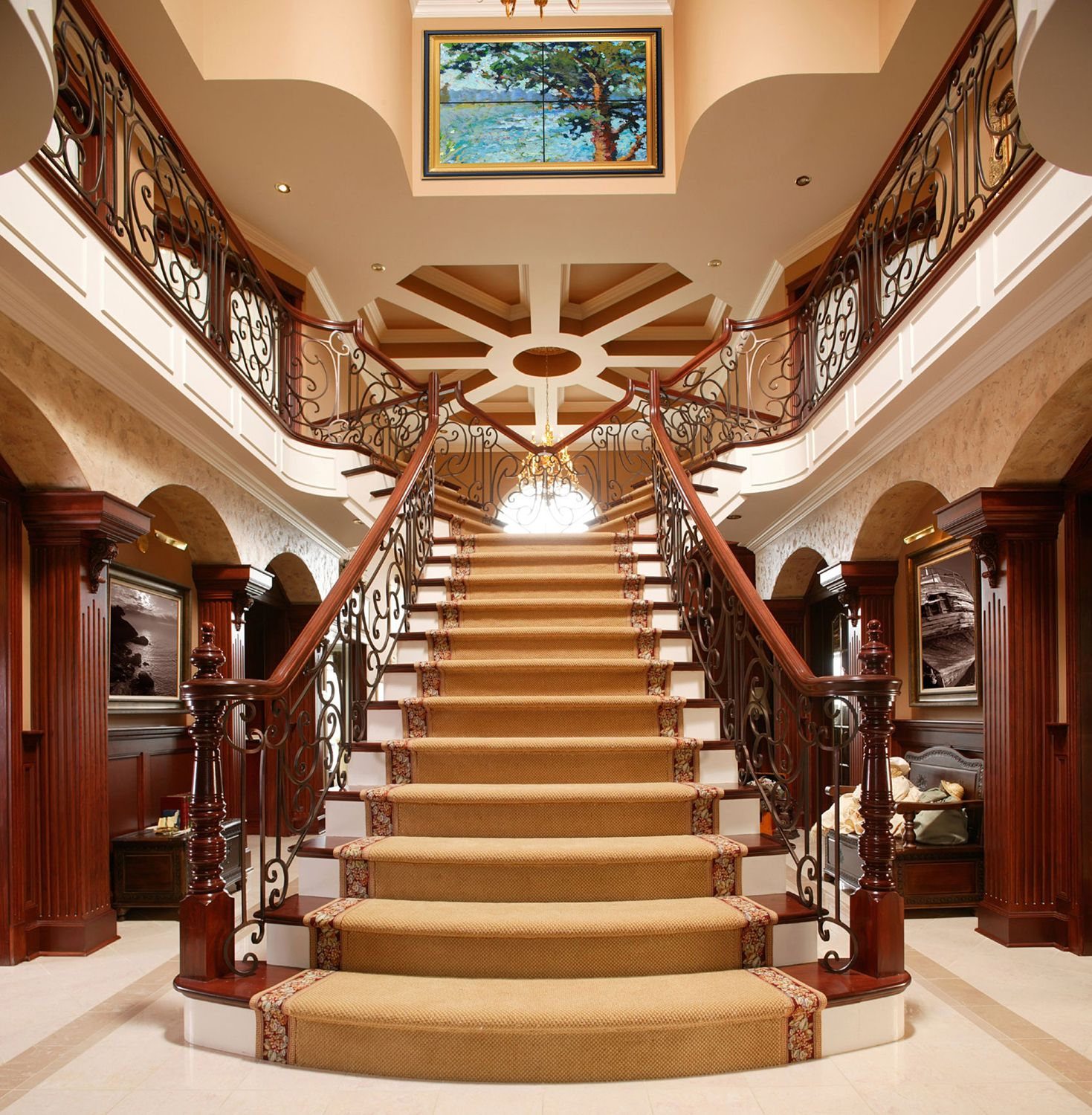 51 Stunning Staircase Design Ideas: Over 290 Different Staircase Design Ideas. Http