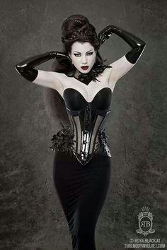 Sexy corset