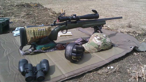Remington 700 VTR | 6 Long Range Hunting Rifles On A Budget For The Thrifty Hunter http://riflescopescenter.com/category/leupold-riflescope-reviews/