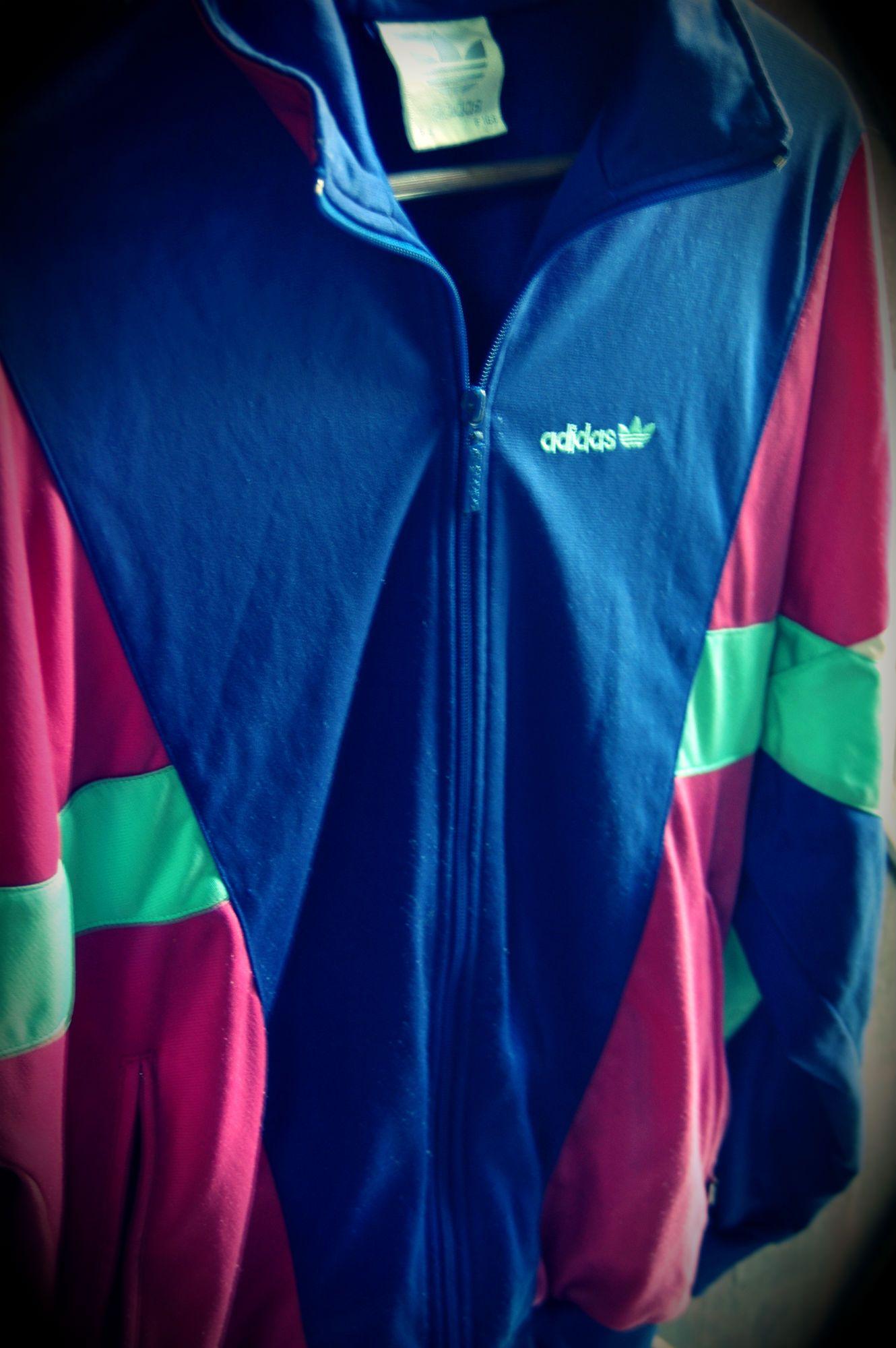 410447c9e6603 super chaqueta adidas vintage pero a precio reciclamente  )