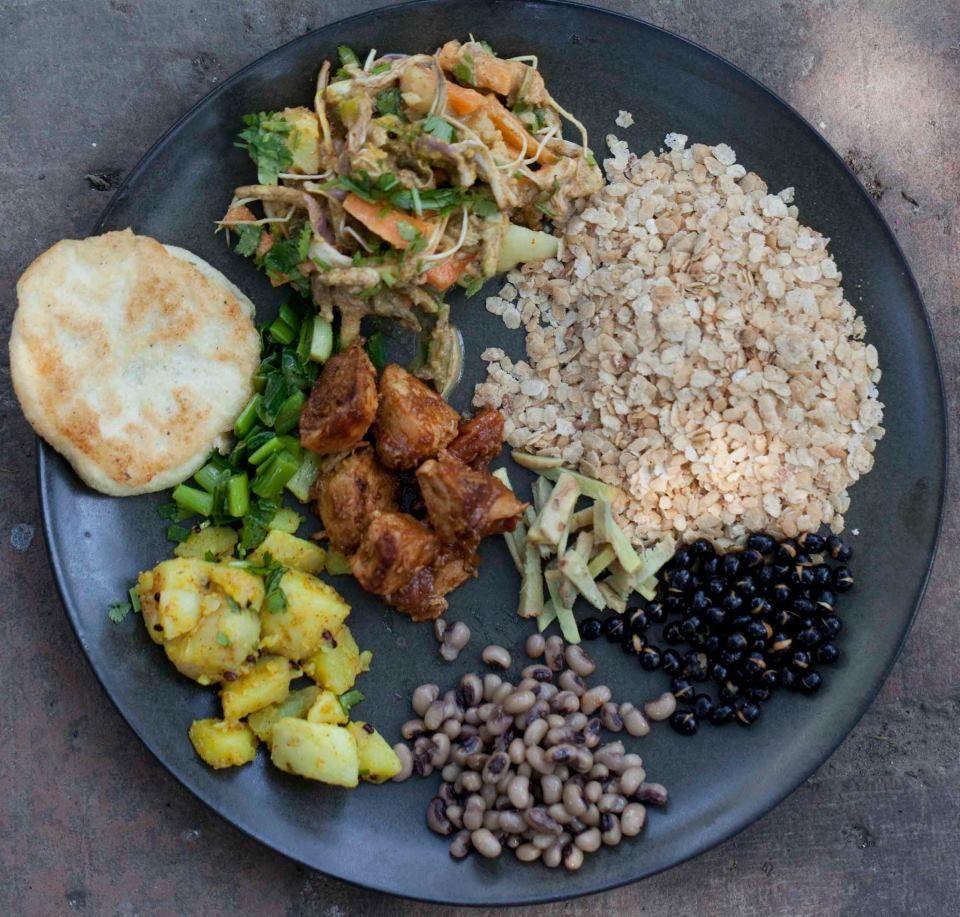 Choila Nepali Khana Khazana In 2019 Indian Food Recipes