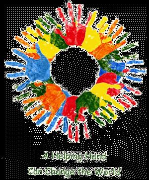 Current Missions Handprint Art Class Art Projects Hand Art