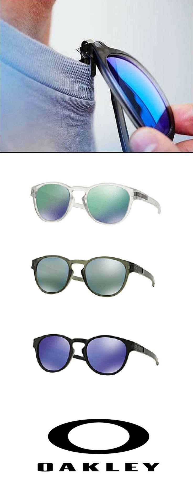 Oakley Latch Flash Lenses Oakley latch, Oakley eyewear