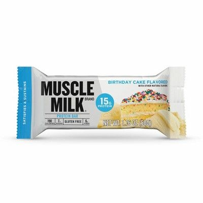 Muscle Milk Blue Bar Sports Nutrition Supplements