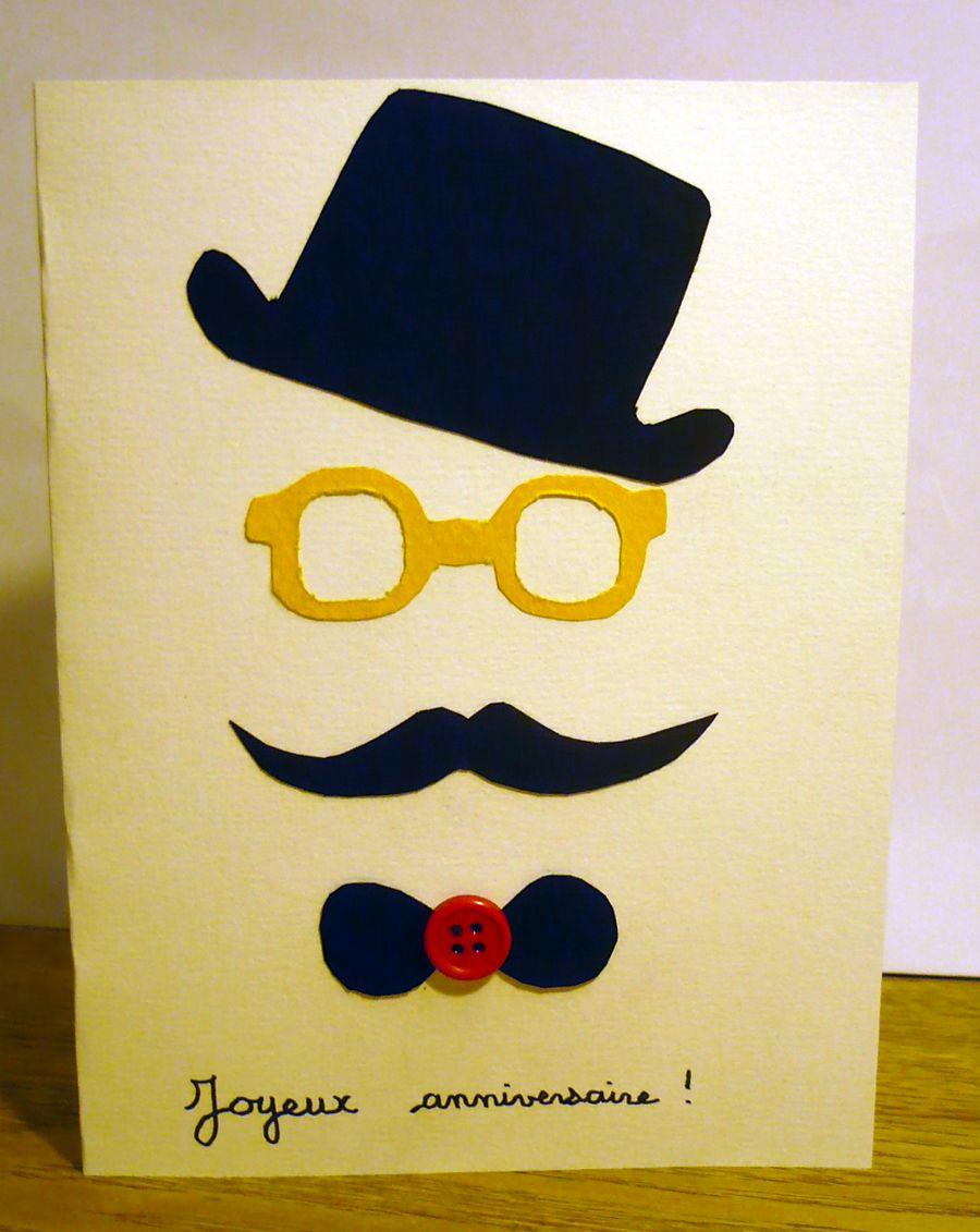 Bien-aimé Carte d'anniversaire pour homme … | Pinteres… UZ47