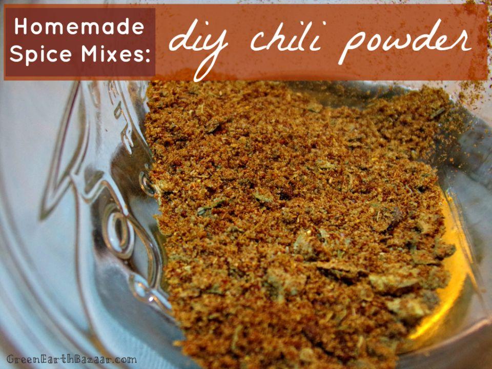 DIY Chili Powder