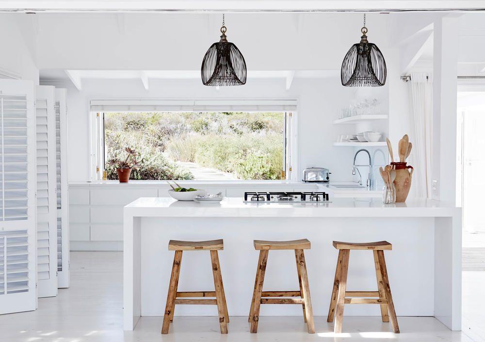 Moderne Küchen Ideen   Ideen.Zone   white interiors   Pinterest ...