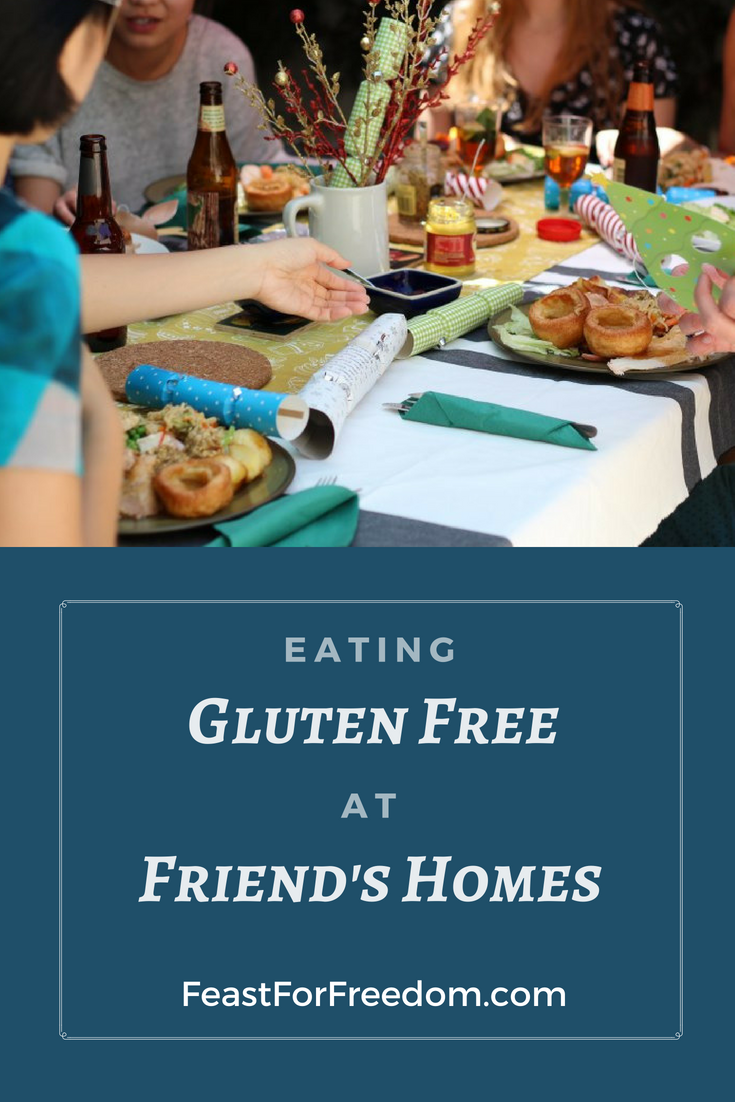 Eating at Friend's Homes | Alternative Health | Gluten ...