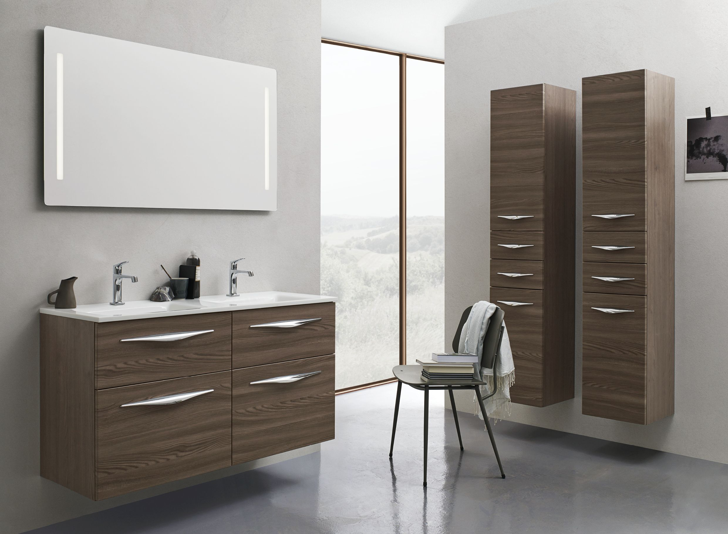 Add a whisper of elegance to your bathroom with our new mirrors ...
