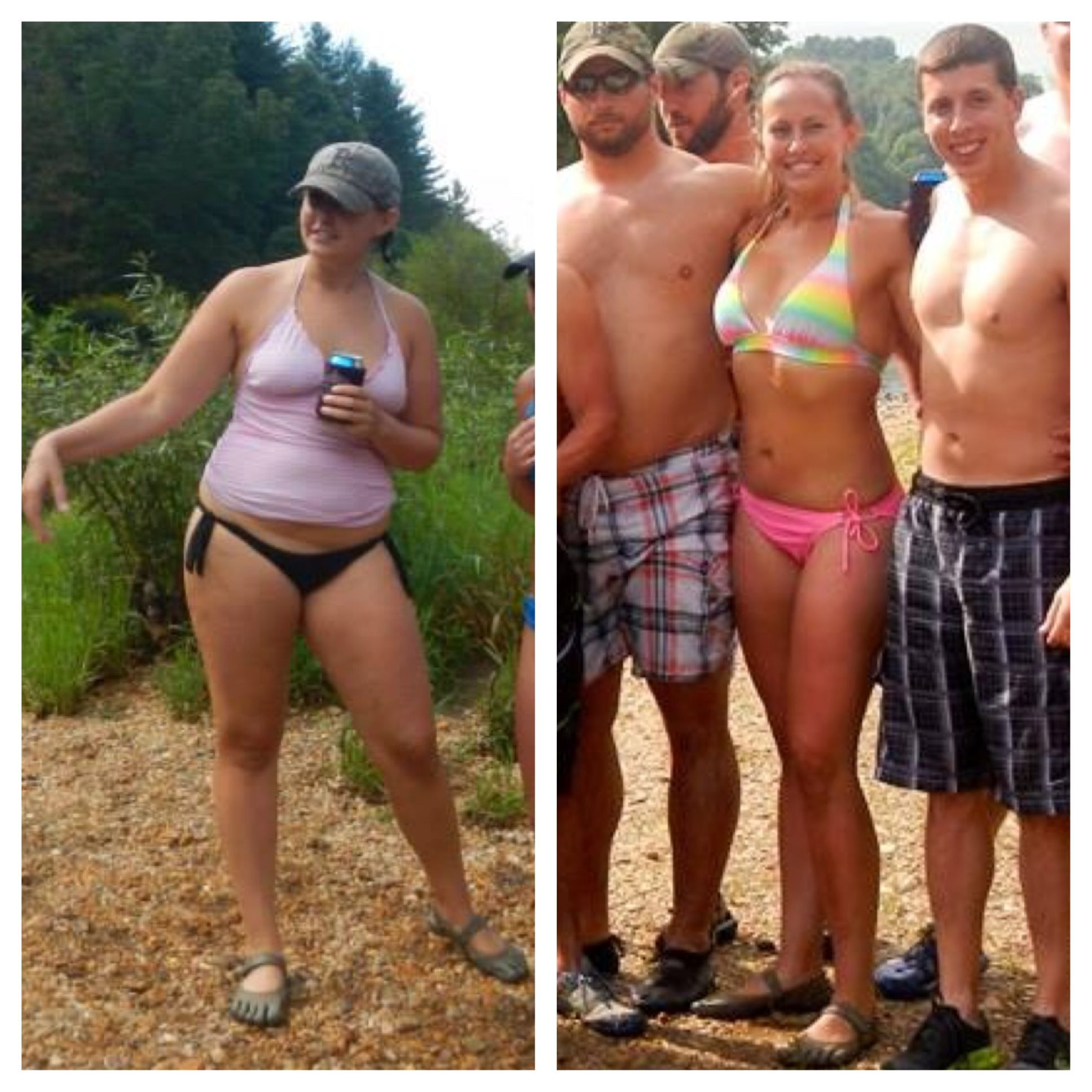 Before And Afters Paleo Crossfit Best Cardio Workout Best Cardio Paleo For Beginners