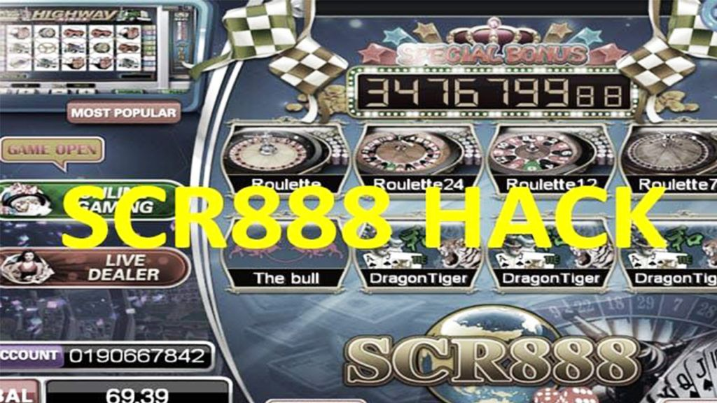 SIMPLE TRICK TO GET SUCCESSFUL SCR888 HACK | Hacks | Gaming tips