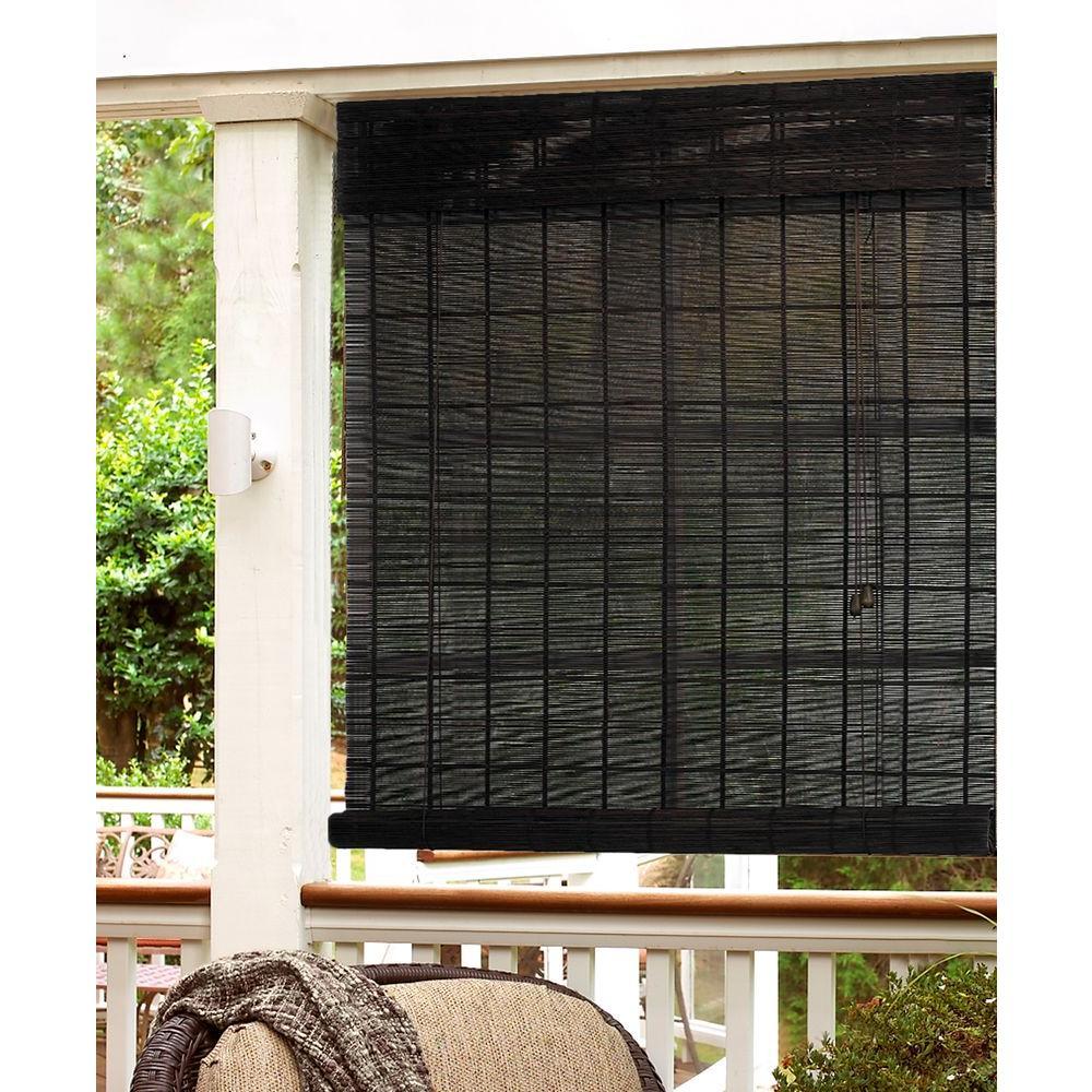 Image Result For Black Bamboo Blinds Shades Blinds Blinds