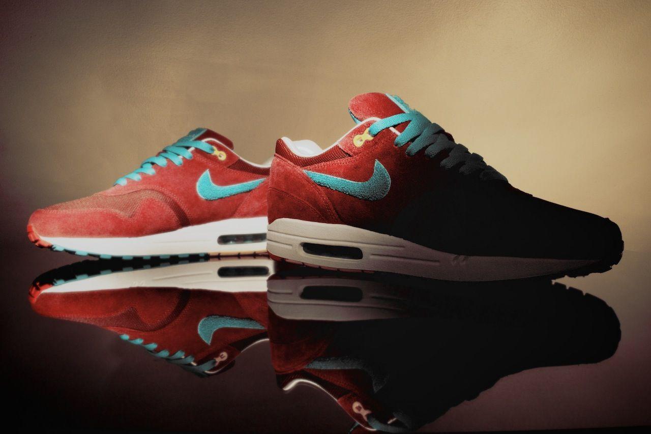 best sneakers d3312 af0fa Nike x Patta x Parra Air Max 1