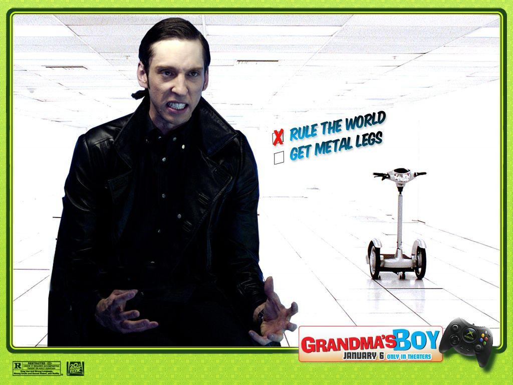 Watch Streaming HD Grandma's Boy, starring Allen Covert