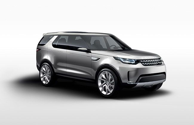 Land Rover To Replace The Freelander 2 With Discovery Sport Land