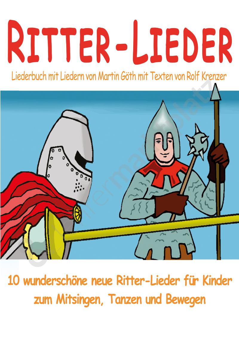 Ritter-Lieder für Kinder - 10 wunderschöne neue Ritter-Lieder für ...