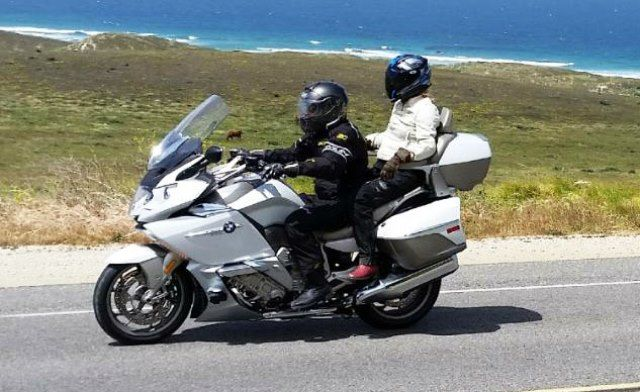 2014 bmw k1600gtl exclusive review - first ride | bmw motorcycles