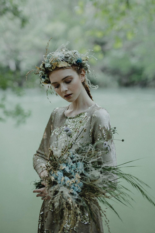 HELLO MAY - Vestido de novia, bridal wedding alta costura de ...