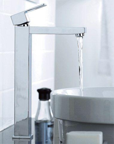 Mitigeur lavabo vinci haut chrom castorama salle de bain pinterest - Lavabo salle de bain castorama ...