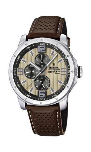 e1cfd4240ae3 Festina Sport Multifunktion F16585 6 - Reloj analógico de cuarzo para hombre