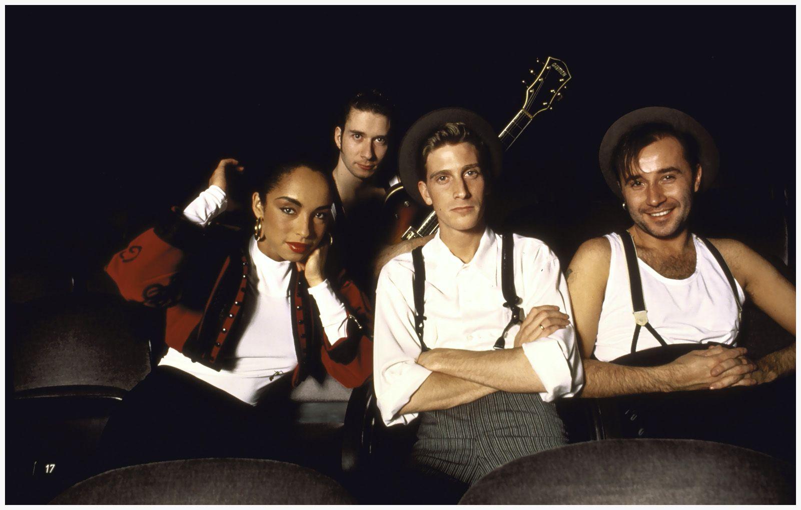 Ŧhe ₵oincidental Ðandy: Strong & Tender: The Musical Career of Sade