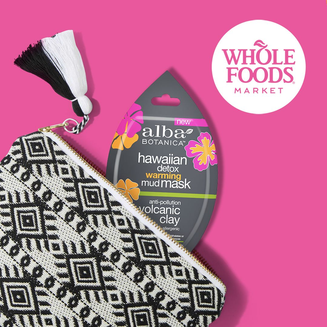 Exciting news! Our new Alba Botanica® Single Use Hawaiian