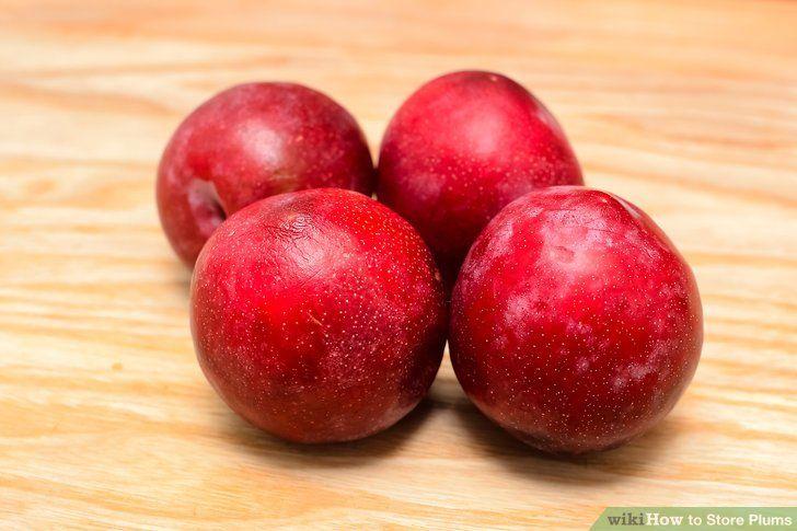 How To Store Plums Plum Fruit Plum Basic Recipes
