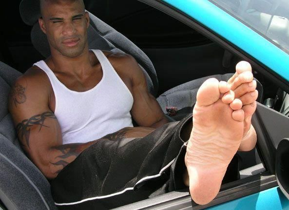 Male feet personals