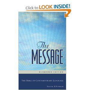 The Message Bible In Contemporary Language Read Book Of James I A Translation Or Paraphrase
