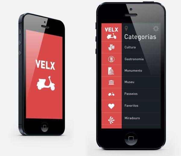VeLx - Lisbon by Nelson Marteleira, via Behance