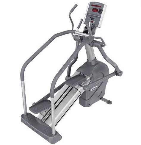 Buy Life Fitness 95li Summit Trainer Refurbished For Sale Fitness Superstore Fit Life No Equipment Workout Cardio Machine