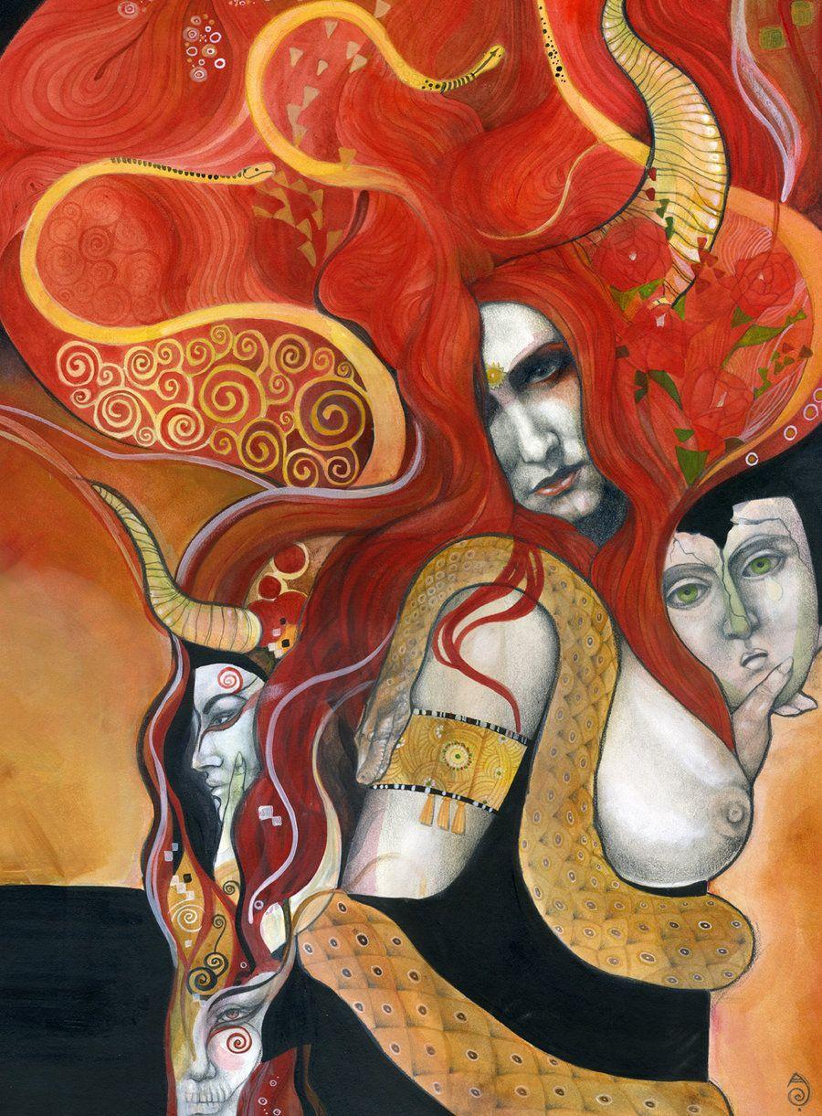 °Lilith by Patricia Ariel *seaspell