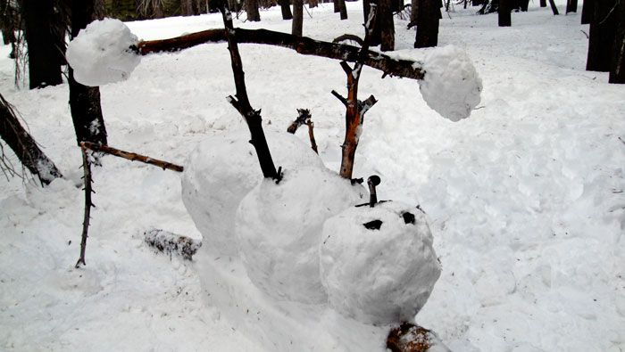 The Most Crazy And Funny Things We Do With Snowman Is Hilarious - 15 hilariously creative snowmen that will take winter to the next level 7 made my day