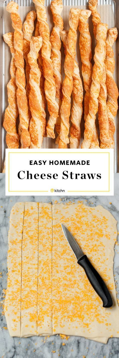 Photo of How To Make Puff Pastry Cheese Straws