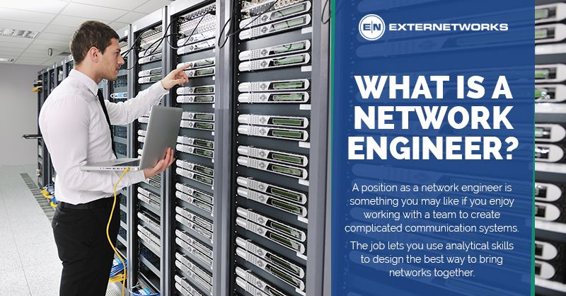 What is a Network Engineer or Network Administrator
