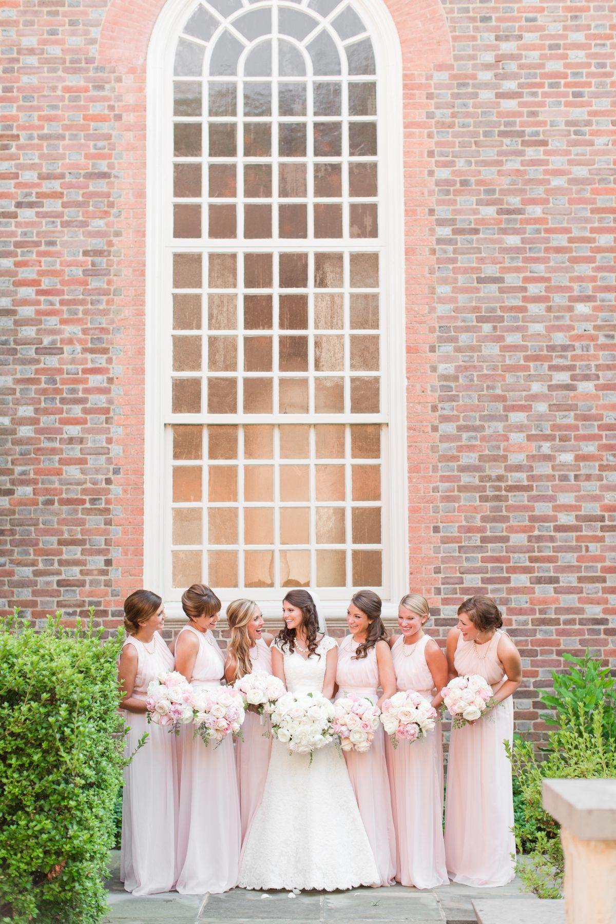 Wedding dresses for black girls  A Classic Black Tie Country Club of Virginia Wedding in Richmond