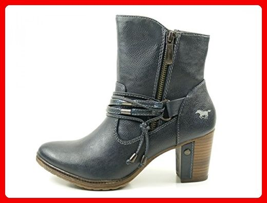 Mustang 1199 514 Damen Schuhe Damen 514 Stiefeletten Ankle Stiefel , Schuhgröße ... 3df836