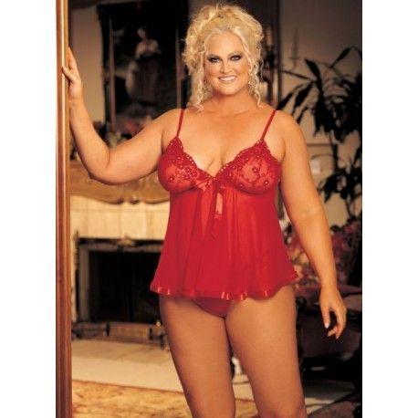 meilleur service 994ed 07cb1 Épinglé sur lingeries pour femmes rondes
