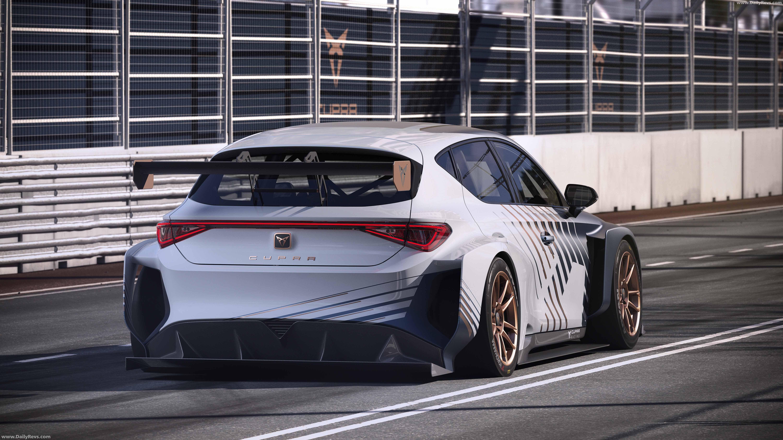 2021 Seat Cupra E Racer Dailyrevs In 2020 Seat Cupra Seating Racer