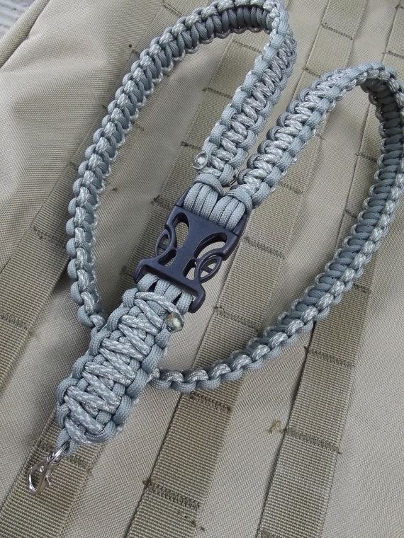 Acu and foliage heavy duty 550 paracord survival lanyard for Paracord keychain projects