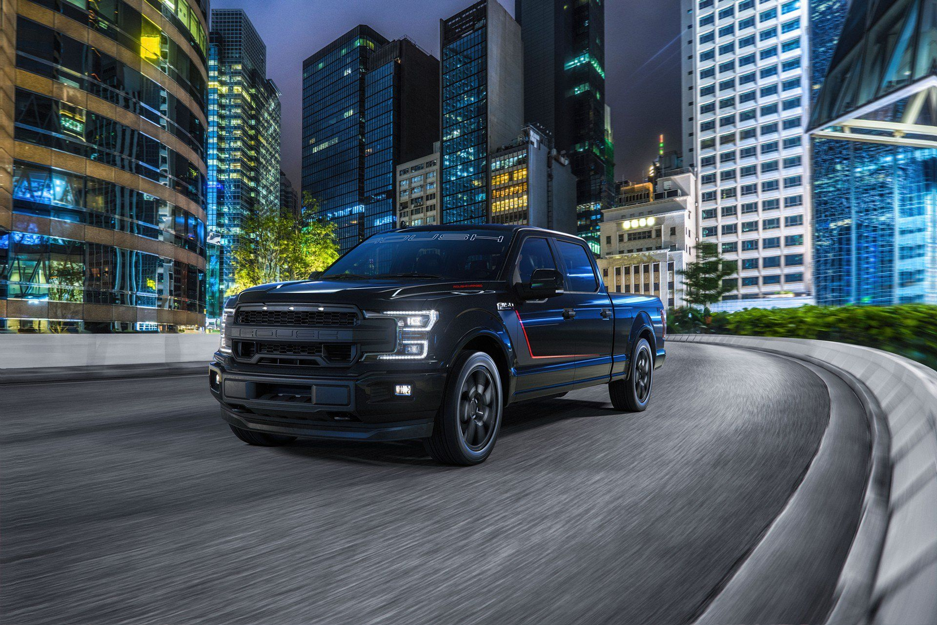 Roush F150 Nitemare Looks To Spook The Competition With