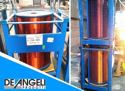 Jumbo Coils: large capacity packaging | De Angeli Prodotti - News ...